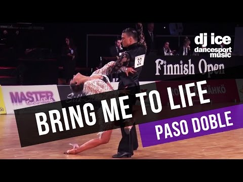 PASO DOBLE | Dj Ice - Bring Me To Life (59 BPM)