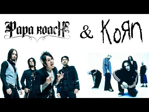 Papa Roach & KoRn - Getting Away With Murder/Inside Out [Mashup]
