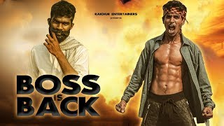 BOSS IS BACK   Action Comedy Video   Raichur Entertainers