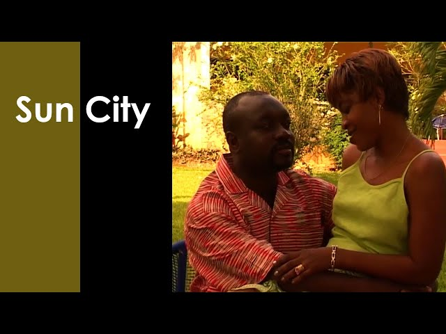 RETRO DAYS - Sun City - Escapade  | TV SERIES GHANA