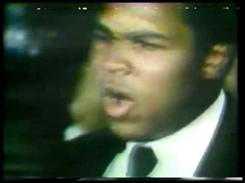 Muhammad Ali On George Foreman Before Their Fight In Zaire   imasportsphile