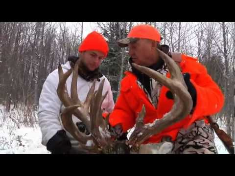 Canadian Whitetail Hunt | Natural Preservatives