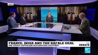 France, India and the Rafale deal: Are crony capitalism accusations justified?
