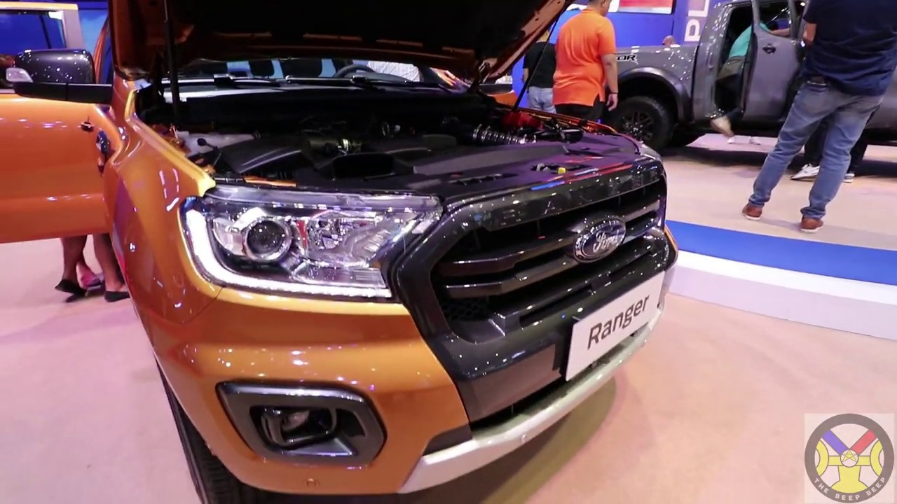 2020 Ford Ranger Philippines Youtube