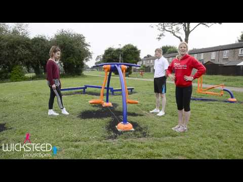 Surfer - Outdoor Gym Equipment