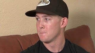 VIDEO: Thousand Oaks shooting survivor also survived Las Vegas shooting | ABC7