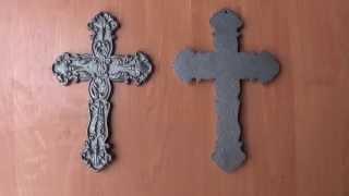 Кованые балконы Николаев. Крест 55.200 (250 x 160 мм)(www.ekskalibur.com.ua Самые низкие цены на кованые элементы в Украине., 2015-11-06T23:21:14.000Z)