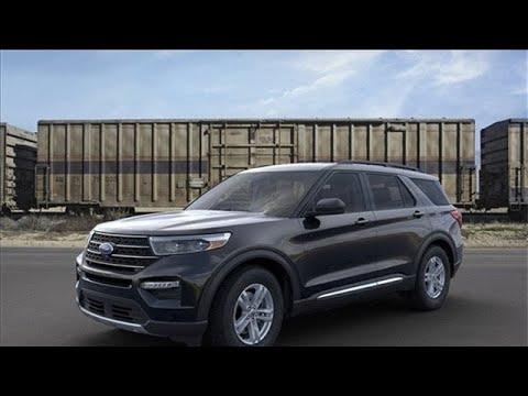New 2020 Ford Explorer Elizabeth City, NC #8209082