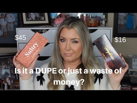 IS IT A DUPE OR JUST A WASTE OF MONEY | NEW ALTER EGO TEMPTRESS VS ABH SULTRY | HOTMESS MOMMA MD