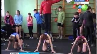Чемпионат области по легкой атлетике (ГТРК Вятка)