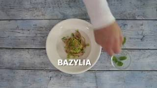 Spaghetti z Pesto Genovese