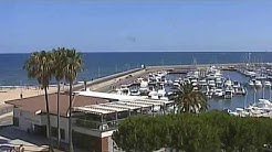 Spectacular images of Cambrils: Hafen in Catalonia province from Spain
