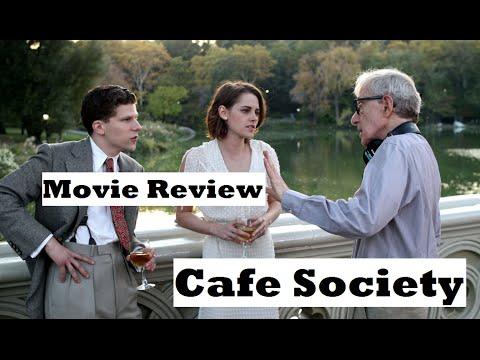 Café Society (2016) Movie Review
