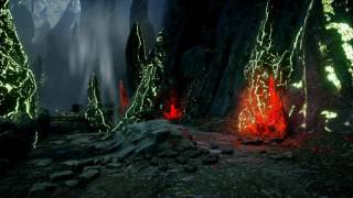Dragon Age Inquisition Red Lyrium Dreamscene