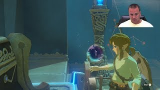 My First Orb | The Legend Of Zelda Breath Of The Wild EP-2 | Gaming With Shawn Davis