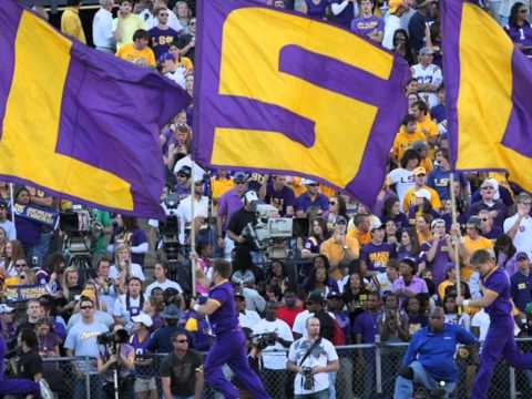 LSU Fight Song by Shirley Q Liquor