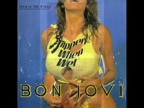 Bon Jovi -  Live From Cincinnati 1987 (FULL SHOW)