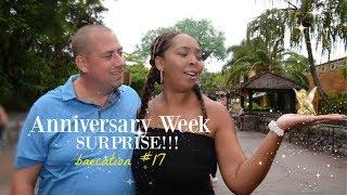 Baecation Anniversary Week Surprise!