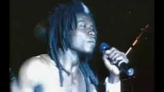 MUTABARUKA - Haiti (Melanin Man)