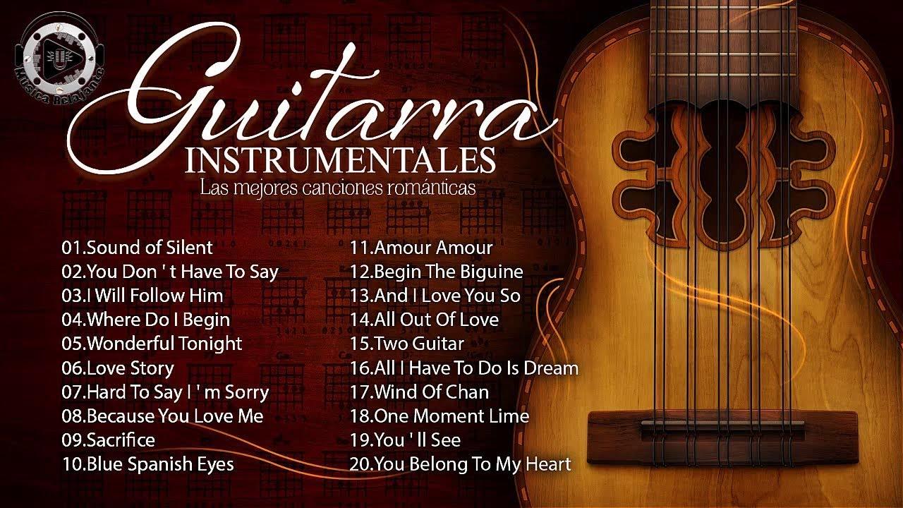 Download Guitarra Clasica Instrumental - Grandes Éxitos Instrumentales De Todos Los Tiempos