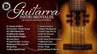 Musica con guitarra clasica
