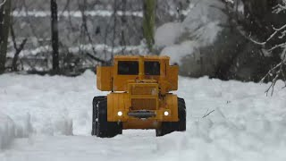 RC ICE ROAD, RC CONSTRUCTION SITE, RC TIPPER 6X6