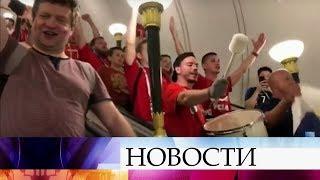 Вся страна в едином порыве отмечает феерическую победу сборной России по футболу.