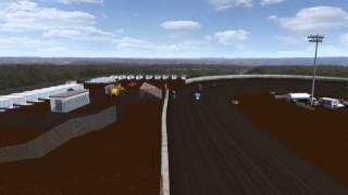 ASCS Simulation: Chaz Thompson '2' vs Nick Cooper '18p'