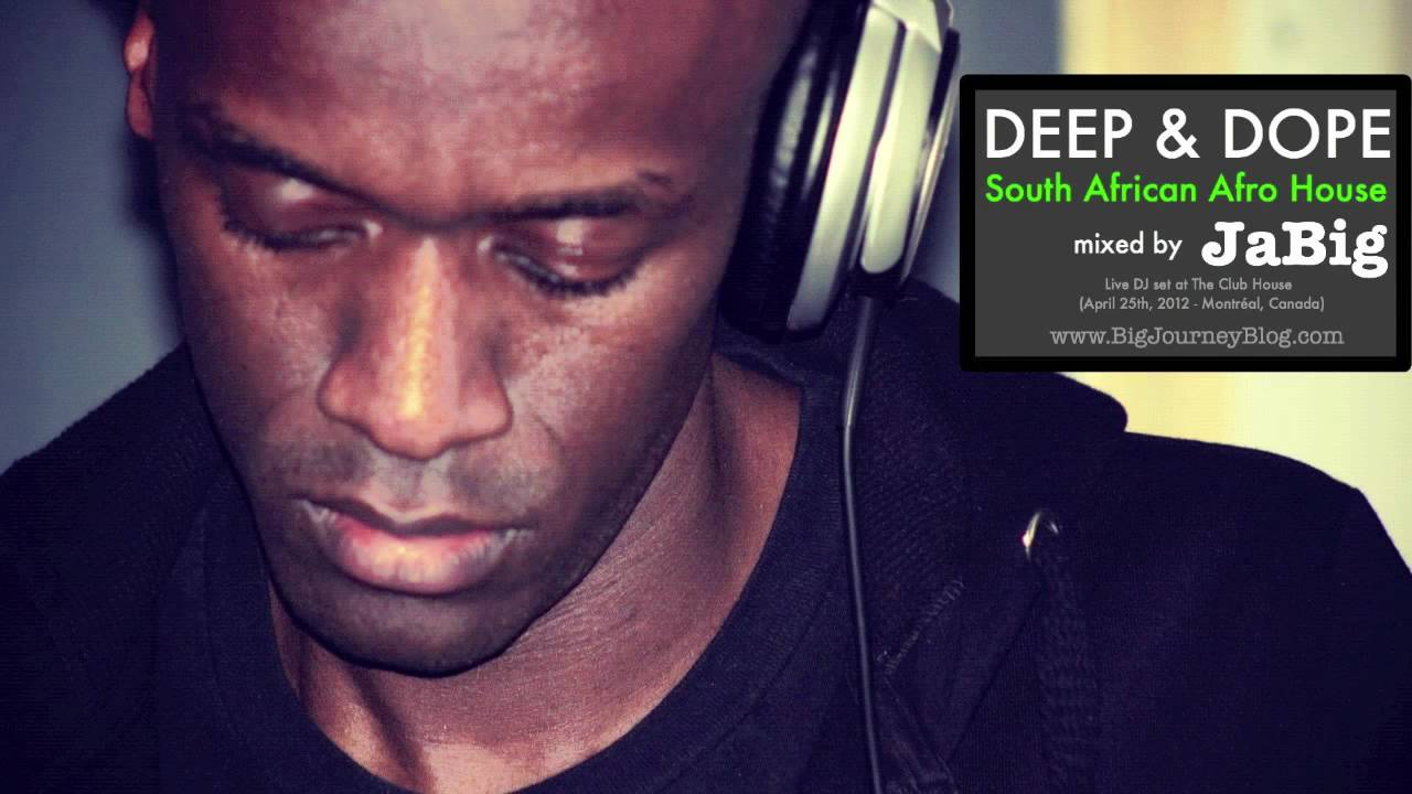 South african house music dj mix by jabig afro deep for House music playlist
