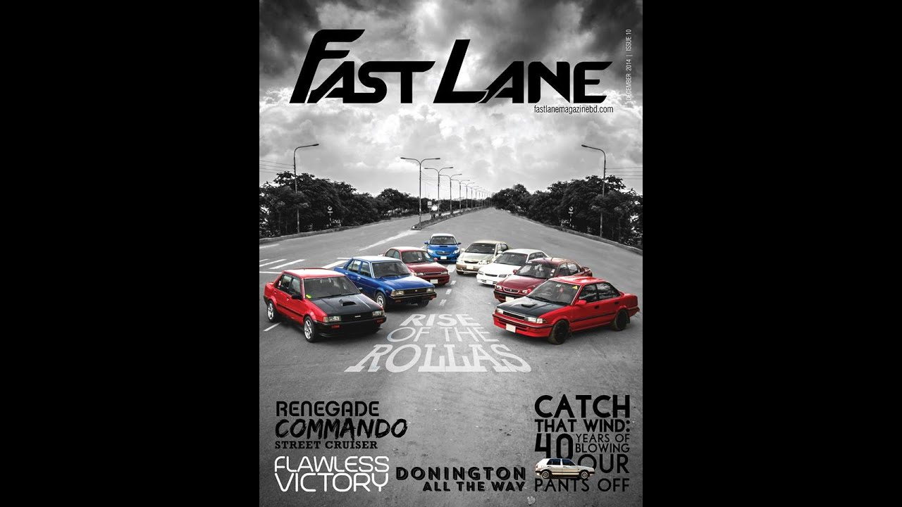 Fast Lane Magazine Issue 10: Rise of the Rollas - YouTube