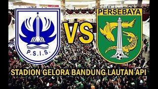 Video Gol Pertandingan PSIS Semarang vs Persebaya Surabaya