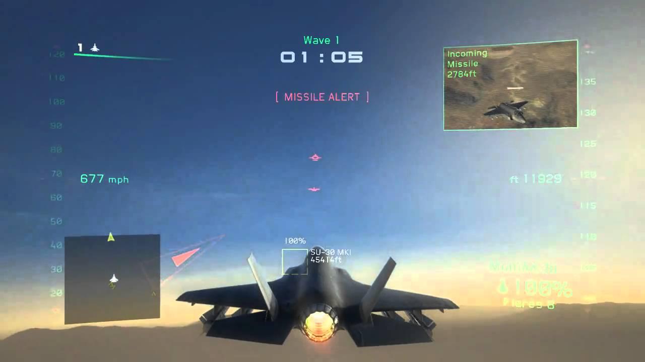 f 22 raptor gameplay venice - photo#14
