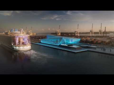 Royal Caribbean building new cruise terminal in Miami in 2018
