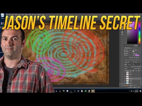 Jason Blundell's Zombies Timeline Structure Secret | Exploring the Timeline Secrets and Easter Eggs