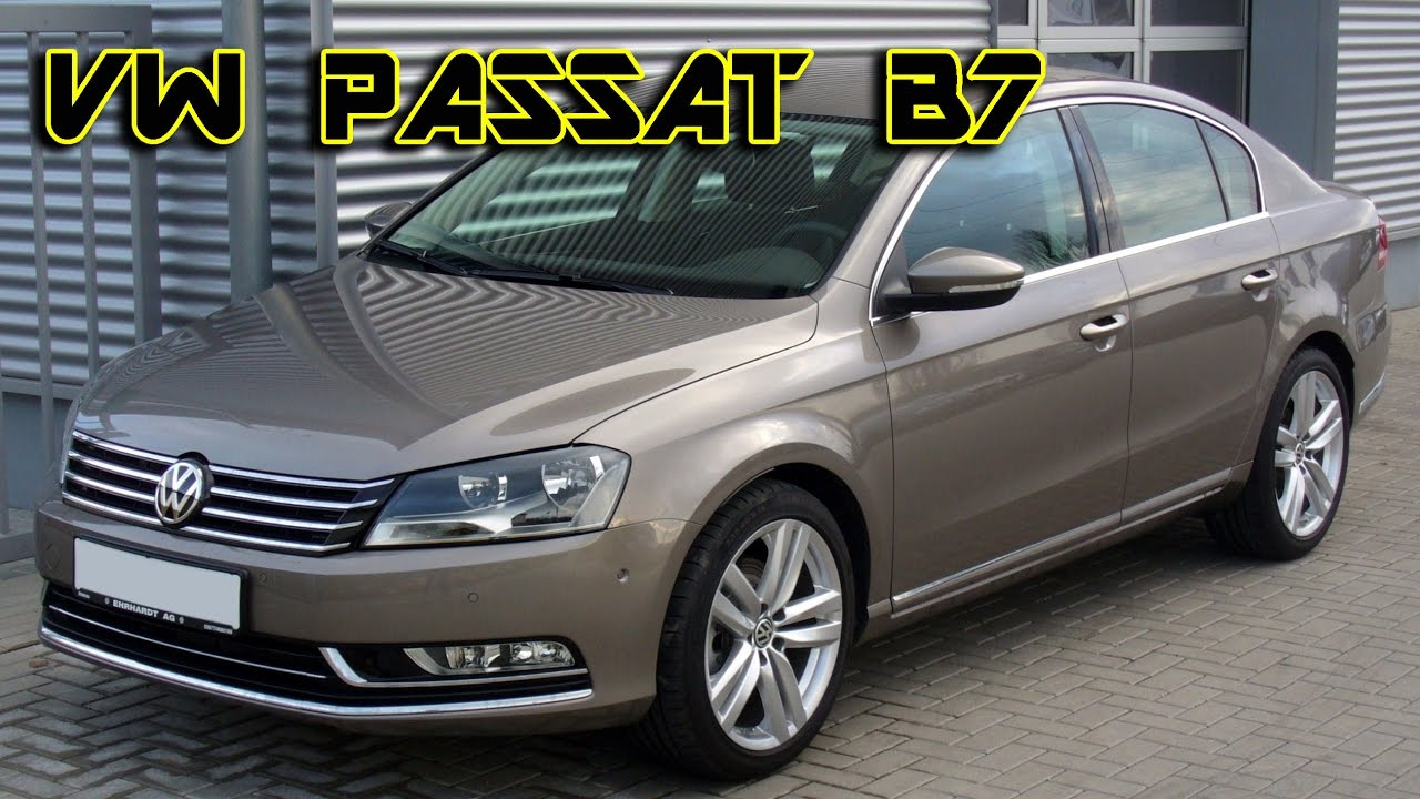 vw passat b7 2 0 tdi review youtube. Black Bedroom Furniture Sets. Home Design Ideas