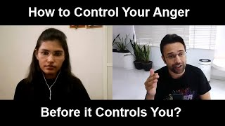How to Control Your Anger Before it Controls You? By Sandeep Maheshwari | Hindi