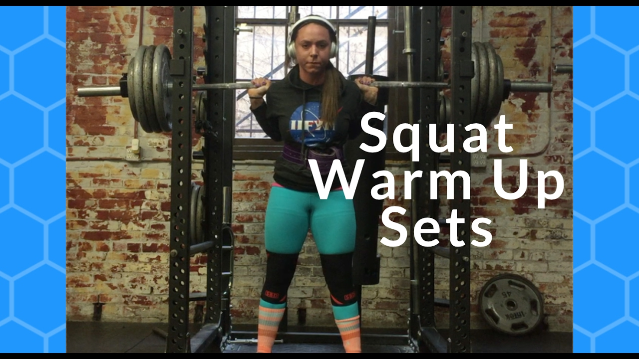 Road to 400lb Squat | How I Warm Up for 370lbs
