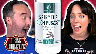 Download Irish People Try Drink Roulette: World's Strongest Alcohol Edition (95%, 190 Proof)