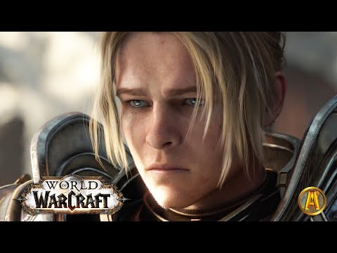 8.1 Tides of Vengeance - ALL Cinematics & Cutscenes [WoW: Battle for Azeroth]