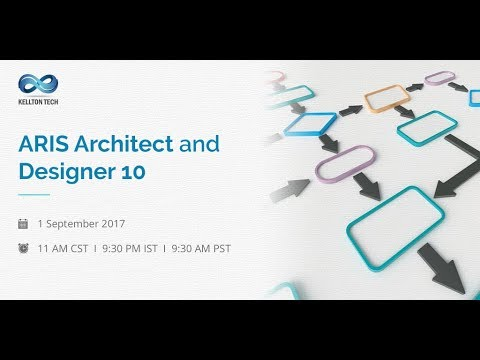 Building Business Process Models in ARIS Architect and Designer 10 ...