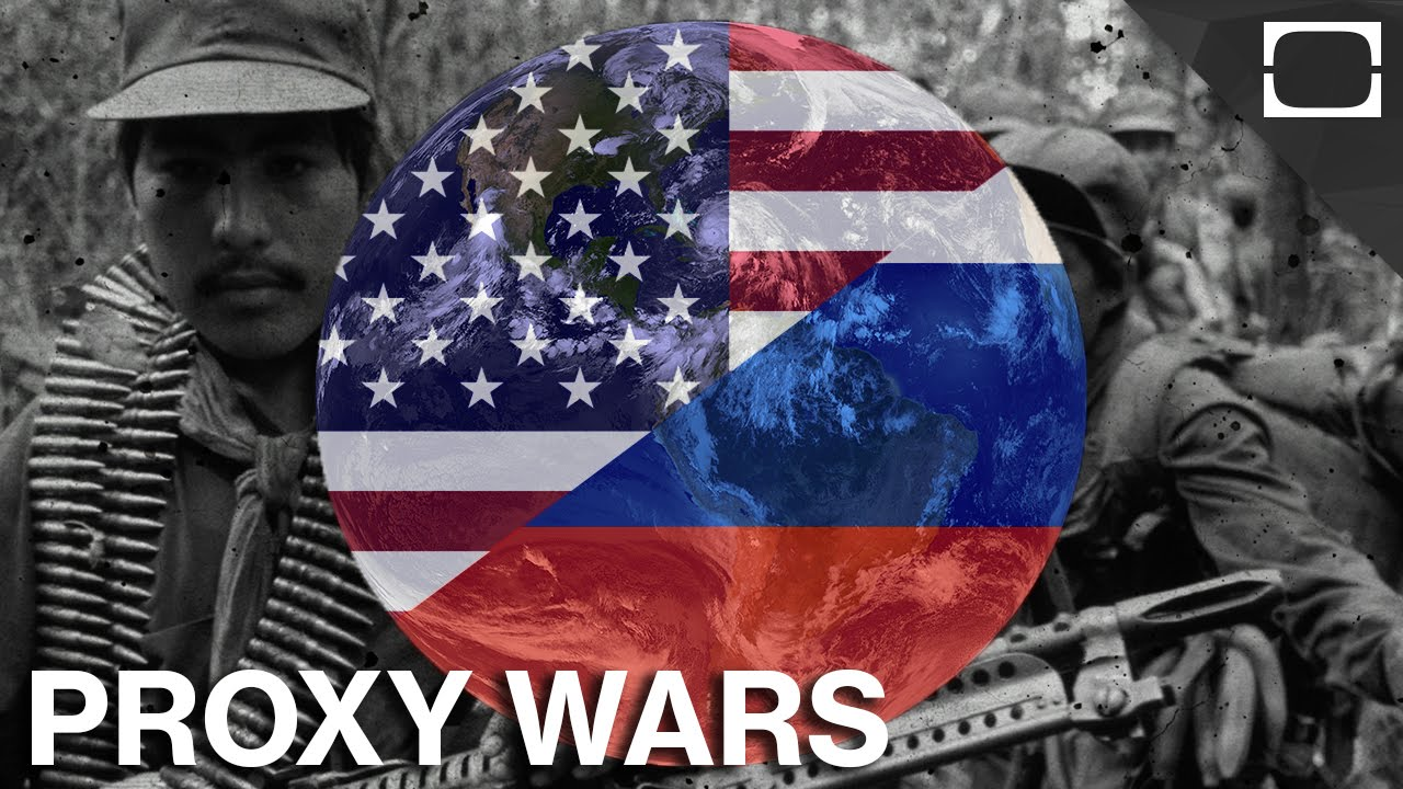 Syria The Latest U S Russia Proxy War