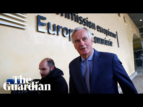 Brexit is like climbing a mountain, says Michel Barnier