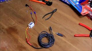 Dash Cam Install - Hardwired Into Interior Fuse Panel