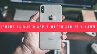 iPhone XS Max unboxing and first impressions