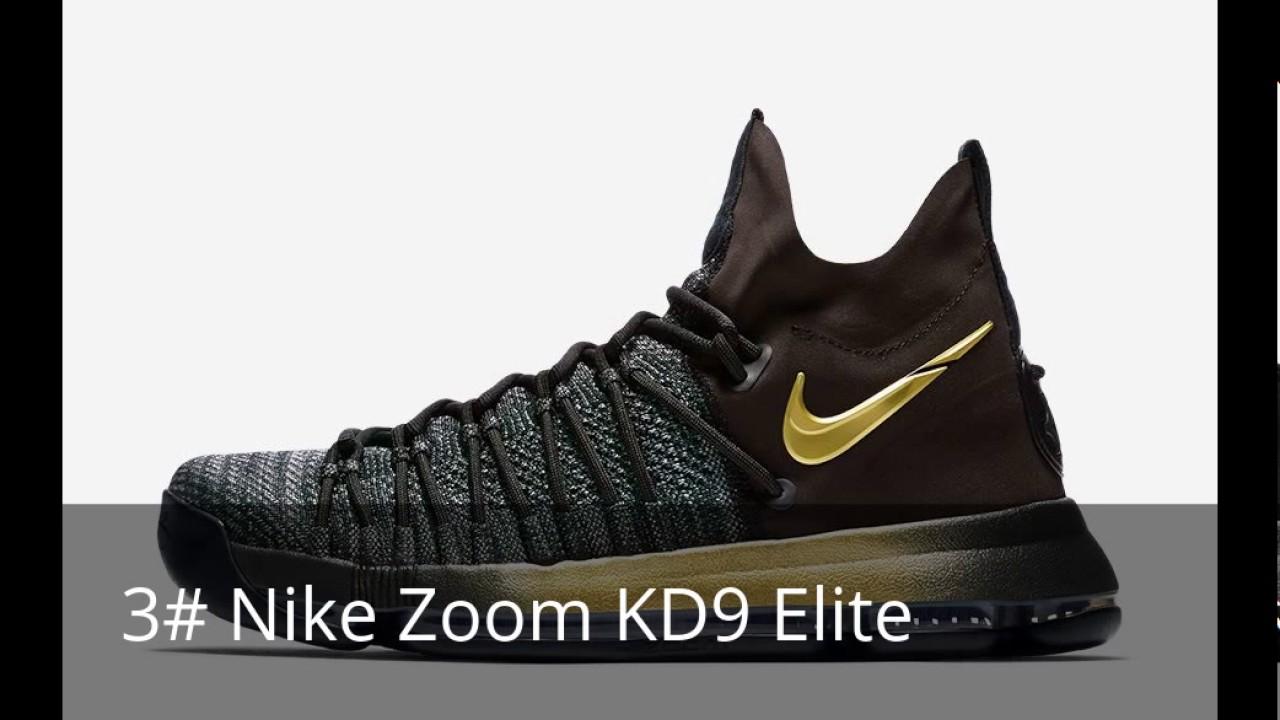 Τα 5 καλυτερα μπασκετικα παπουτσια (κατα την γνωμη μου) - YouTube 742acbc5b35