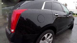 Walkaround review 2012 Cadillac SRX 7338PT