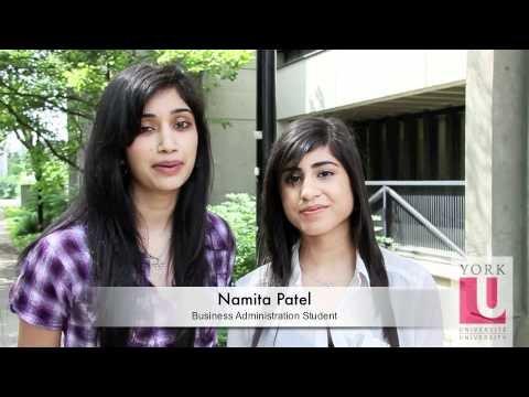 Schulich Business Students Why Chose York