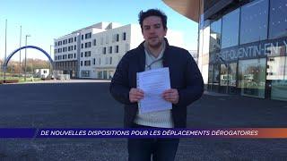 Yvelines | Nouvelles dispositions pour les déplacements dérogatoires