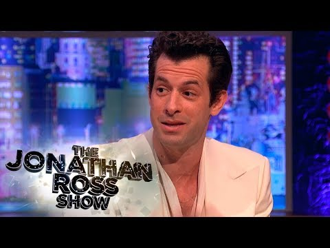 Mark Ronson On DJing Tom Cruise's Wedding - The Jonathan Ross Show