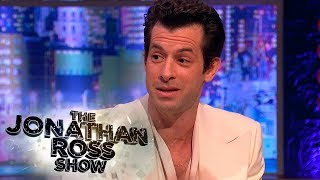 Mark Ronson On DJing Tom Cruise's Wedding - The Jonathan Ross Show